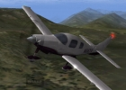 The Columbia 400 model in X-Plane for Android