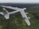 X-Plane 10's B-52 Stratofortress