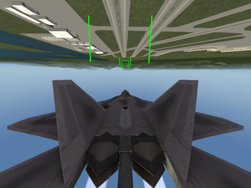 Inverted Flyby