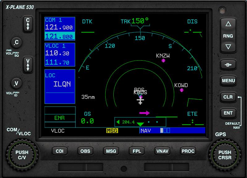 X-Plane 11 GPS & FMS | X-Plane